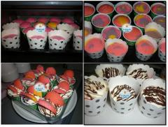 Cap cakes Butterfly Cup