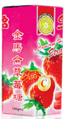 "Candy ""Strawberry"""