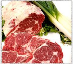 Lamb meat Tenderloin
