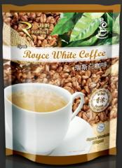 Instant coffee Royce White Coffee