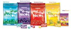 Bubble-gums Nicos