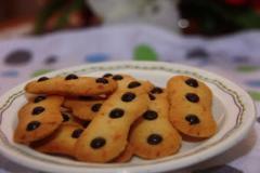 Biscuit biskut lidah kucing