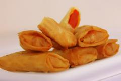 Biscuit with filling popia