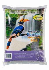 Local rice Hornbill Waterfall