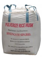 Grinded Rice Husk