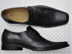 Men's shoes smart shoes