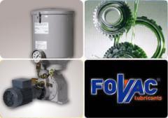 Oil lubricating equipments