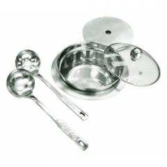 Pans for cooking of oriental dumplings