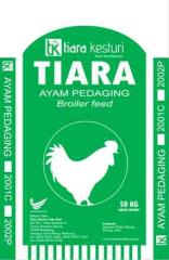 Feed for chickens Tiara