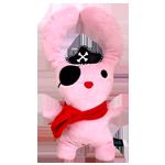 "Small dolls ""Pinkie Pirate 12"""