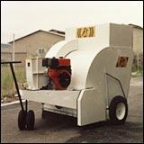 RS MODEL TM 228 SV TRACTOR MOUNTED VACUUM SWEEPER