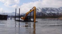 Ultratrex AT200 Amphibious Excavator