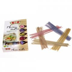 Pasta from wheat flour flower noodles