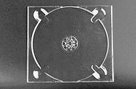 CD DG Tray for single disc