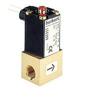 Type 2822 - Solenoid control valve