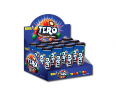 Crispy Chocolate Candy, Tero