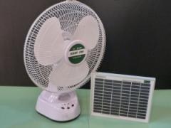 Solar Power Fan - SOLAR  PORTABLE  FAN