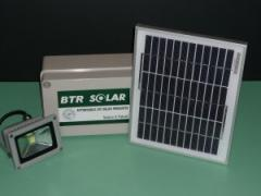 SOLAR  FLOOD  LIGHT (WATER PROOF)