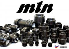 MTN PP Compression Fittings