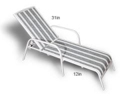 Lounger 8291 S