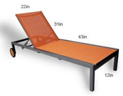 Lounger 63295 S