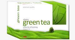 Tea drinks green tea