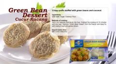 Green Bean Dessert  Cucur Kacang