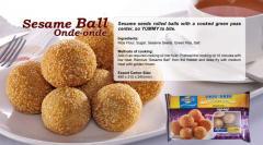 Sesame Ball  Onde Onde