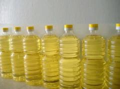 Refine and Crude Soybean Oil