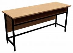 Plastic tables  ESTIC S Double Table