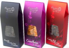 Handmade cookies:- Double Chocolate Chips,