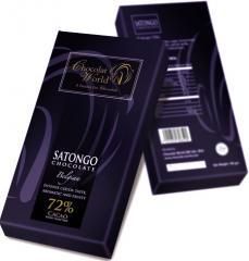 SATONGO- Intense cocoa taste, aromatic &