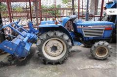 Tractor Iseki UT1700