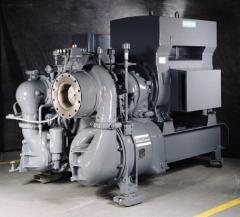 Expanders Integrally-geared turboexpanders for