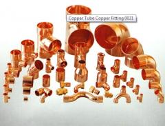 Copper Tube Copper Fitting