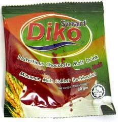 Smart Diko Chocolate Malt Drink 20gm