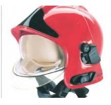 F1 SF Helmet MSA Gallet