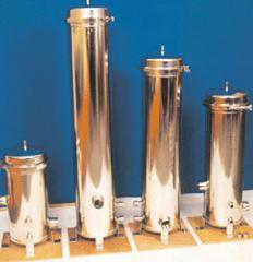 Pressurized Stainless Steel Units