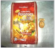 Centre Filling Potatoes (Halal)