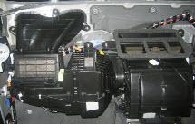 Naza Citra HVAC Assembly