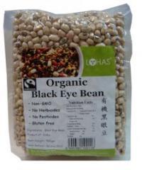 Organic Black Eye Bean