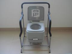 Portable Toilet & Material
