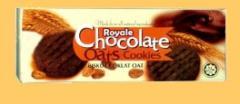 Royale Chocolate Oats Cookies