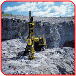 Quarry drill