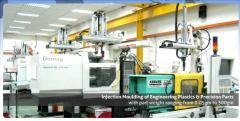 Injection Molding of Engineering Plastics &