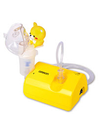 Omron NE-C801KD Compressor Nebulizer for Kid