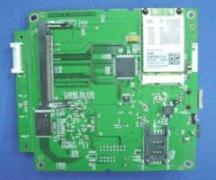 Router Embedded Platform on Board mini-PCIe Slot