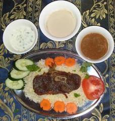 Mandy (Arab Rice) Lamb