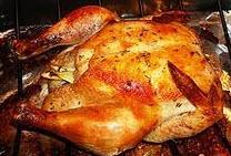Chicken BBQ (whole chicken + rice + salald)