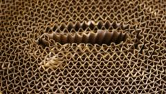 Corrugated Brown Sheet / Roll